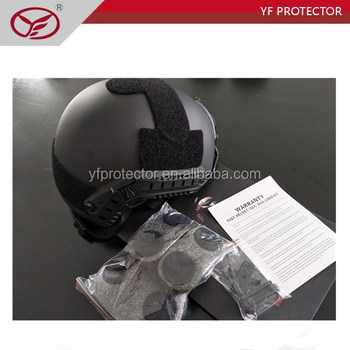ABS FAST type plastic army helmet with factory price