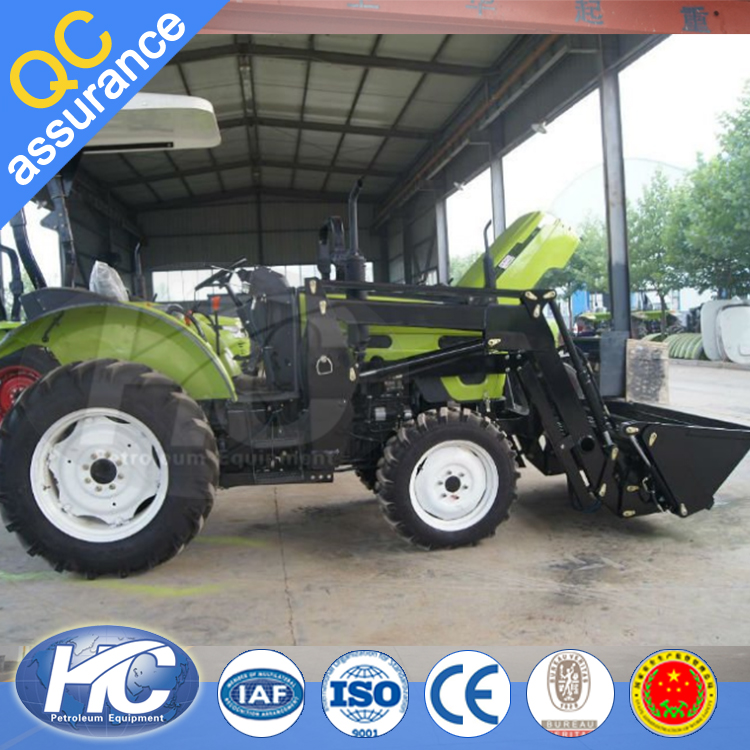 High Quality John Deere 95HP 4 Wheel Drive Tractor Price /Garden Tractor from China