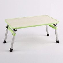 Folding portable laptop desk hot selling multi functional study table
