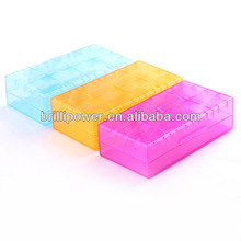 High quality battery holder Plastic battery box case