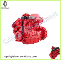 6LT9.3 turbo charger diesel engine used in Wheel loader