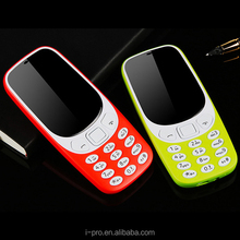 Made In China 2.4 Inch Screen Mobile Phone 3310 Bar Phone
