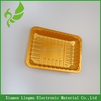 Top quality food grade food packaging plastic tray for fruit packaging