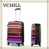 new designer stylish colourful travel trolley luggage bag on sale