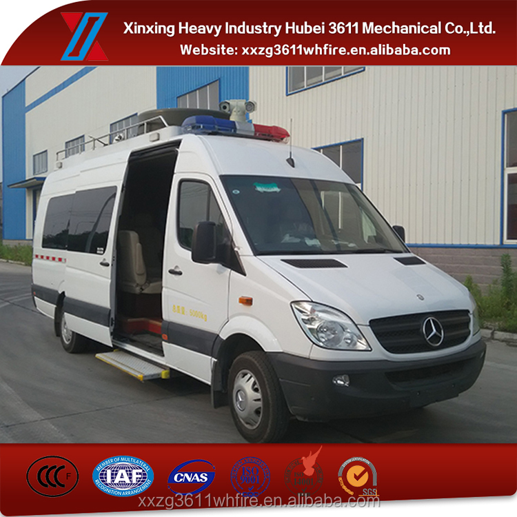 Wholesale High Quality Emergency Rescue Communication Vehicle