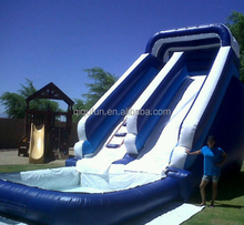 kids and adults funny inflatable water slide games for sales S0155