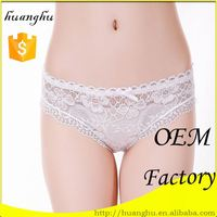 Newest classic factory price tactel lace bikini underwear