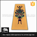 Environmentally Friendly Extra long low density Non-slip pvc 10mm yoga mat