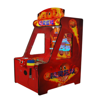Elong 2017 arcade games machines, basketball game machine, game center equipment