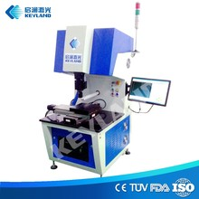 KEYLAND Silicon Wafer / Solar Cell Laser Cutting Dicing Scribing Machine