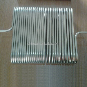 Titanium chilled water cooling coil