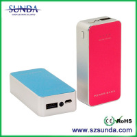 Alibaba Express A-72 High Capacity Power Bank 5000mah Waterproof Power Bank
