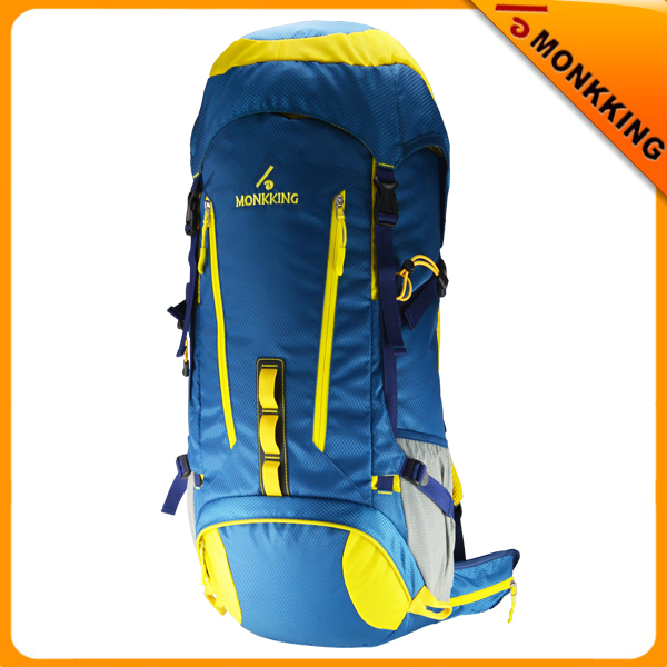 2015 new mountain climbing hiking camping bags and backpacks