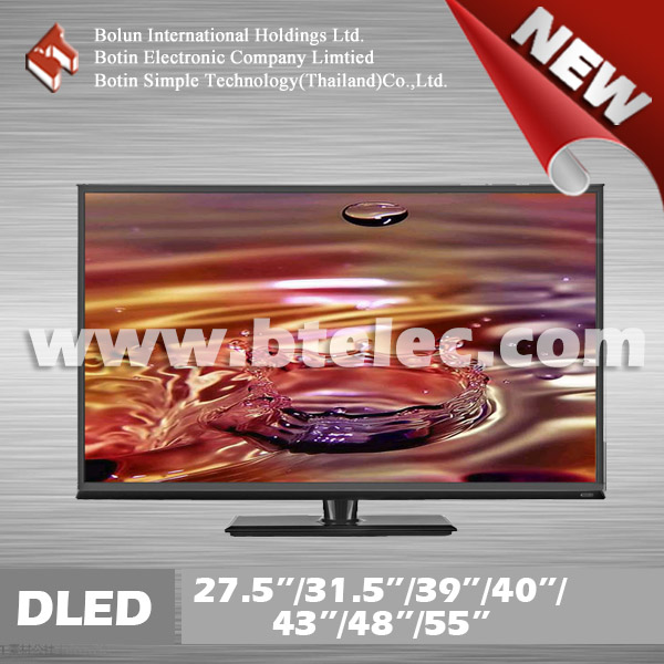 "27.5""/31.5""/39""/40""/43""/48""/55"" LED TV made in China"