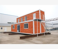 environmental friendly fireproof lab 2013 modular container house