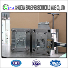shanghai BV certified supplier plastic product injection molding