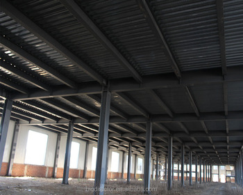 Garden Chicken Shed Building And Steel Structure Workshops For Algeria