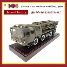 1:24 military model china diecast scale miniature ship model manufacturer