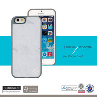 Optional TPU Natural Marble Phone Cover for Apple,OEM Wholesale Soft TPU Ultra Thin Blank Marble Phone Case For Apple iPhone6 6S