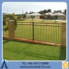 Durable Cheap Short Iron Fence/Security Fence/Aluminium Fence For Garden Farm