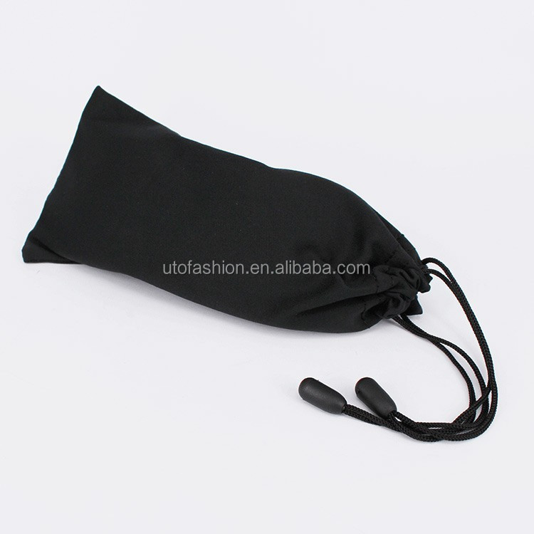 YT2006 Wholesale cloth cleaning eyeglasses carrying pouch
