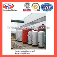 small pellet fired steam boiler for hot sale