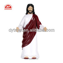 ICTI certificated custom make vinyl Jesus bobble head figure toy