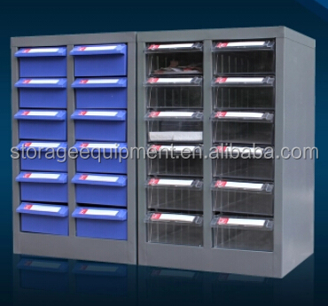 plastic electronic components parts cabinet