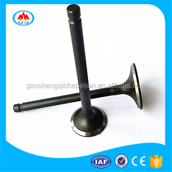 spare parts intake and exhaust engine valve for Motorcycle side cars
