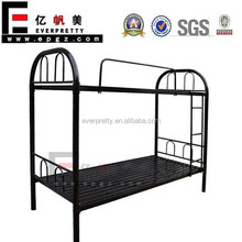 Simple bunk bed for labor worker, Steel bunker bed