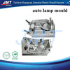 Plastic mold making injection car auto lamp light mold mould plastic injection auto lamp moulding