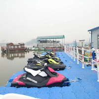 Hot Sale Hdpe Floating Pontoon For Marina