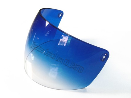 Wholesale customized the PC lenses of motorcycle helmet viosr