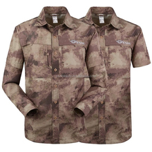 Hunting&Camping Sun protection Breathable sleeve detachable sports leisure shirts