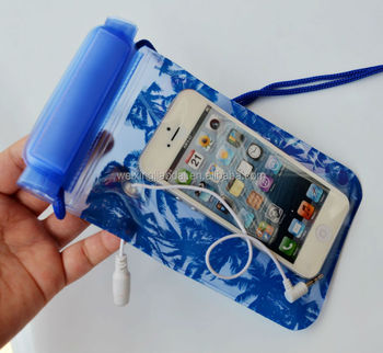 Waterproof Dry Pouch Bag Case Cover Sleeve For Samsung iPhone All Cell Phone PDA