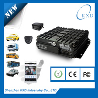 full D1 g-senosr/3g/wifi router 4CH/8CH vehicle DVR /MDVR with USB/E-SATA/RJ45