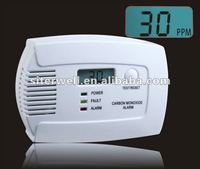 person co alarm with TUV approval
