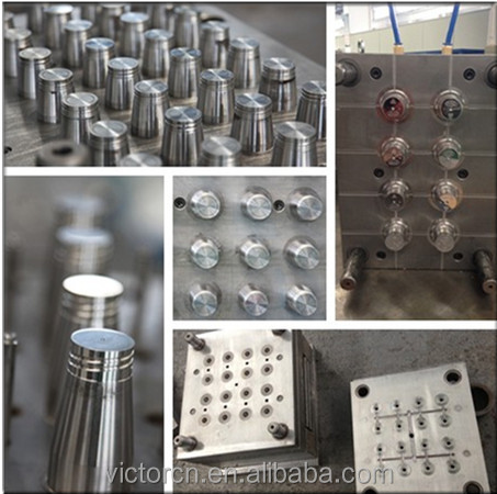 wide mouth cosmetic jar making machinery manufacture