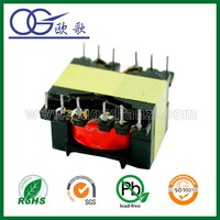 PQ2625 vertical transformer for mobile phone charger