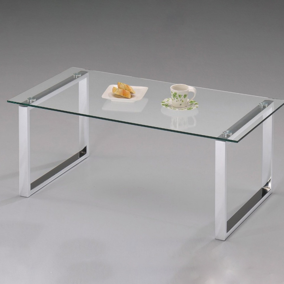 Acrylic square coffe table, office furniture glass console table, plexiglass home dining table bar table