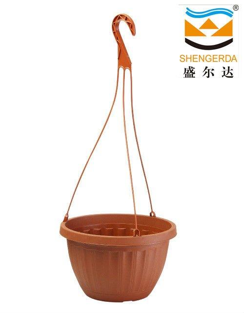 cheap flower pots hanging plastic flower basket plastic. Black Bedroom Furniture Sets. Home Design Ideas