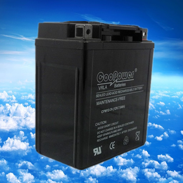 ytx7-bs motorcycle battery,SLA Motorcycle Battery YTX7L-BS(12V7AH)