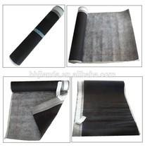 Sloping roofing waterproof breathable membrane CE marking