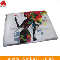 Custom Newest Plastic hard Case For Ipad air