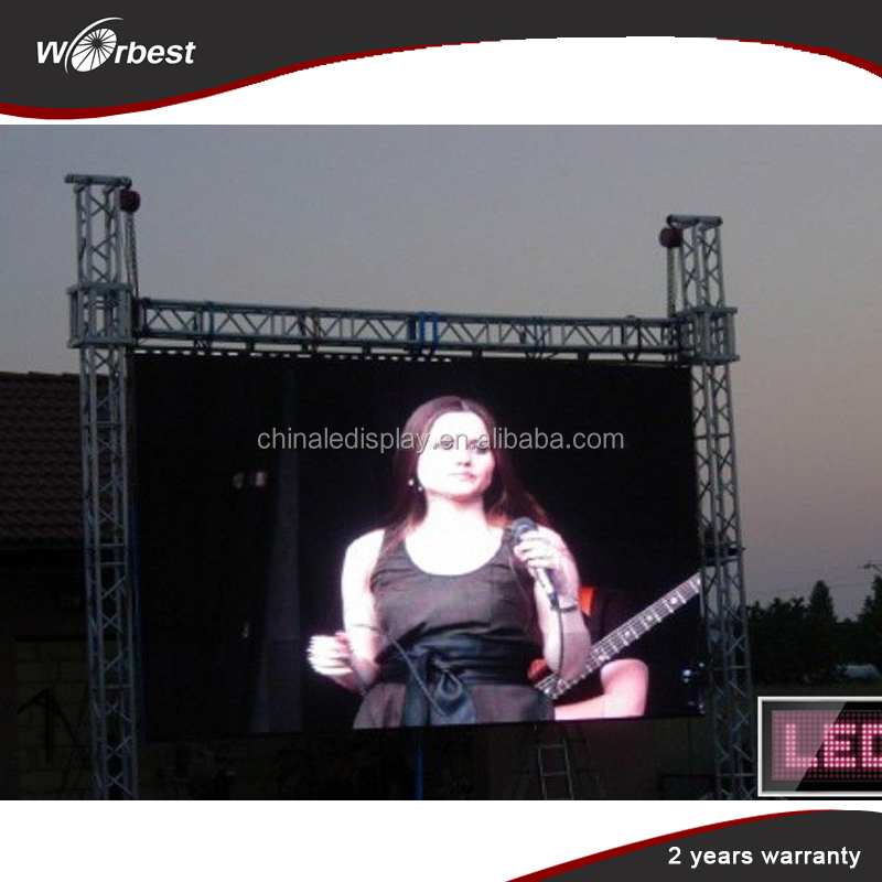 p6 outdoor led display, outdoor led p6 display, smd p6 outdoor led display screen