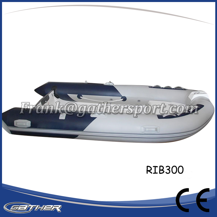 Gather Yacht outdoor fanny water sports Made-in-China CE pvc rib inflatable boat