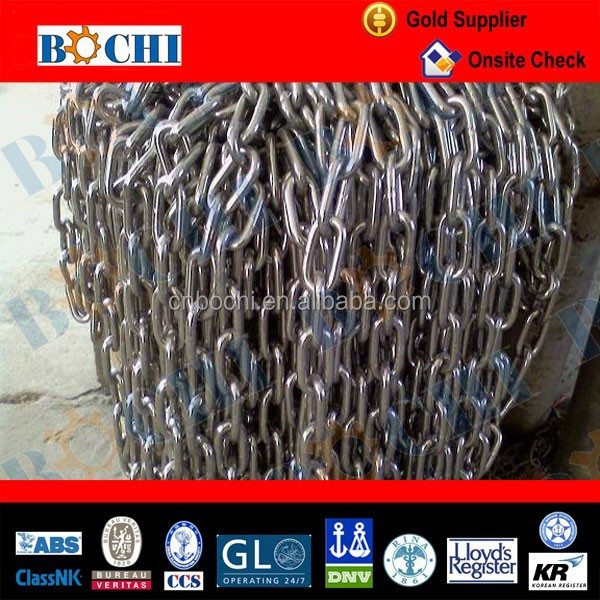 8mm 10mm Stainless Steel Chain 316