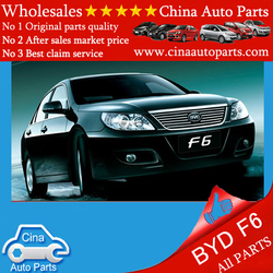 piezas de repuesto for BYD F0 F5 G6 S7 G3 S6 M6 SURUI E6 byd f3 spare parts