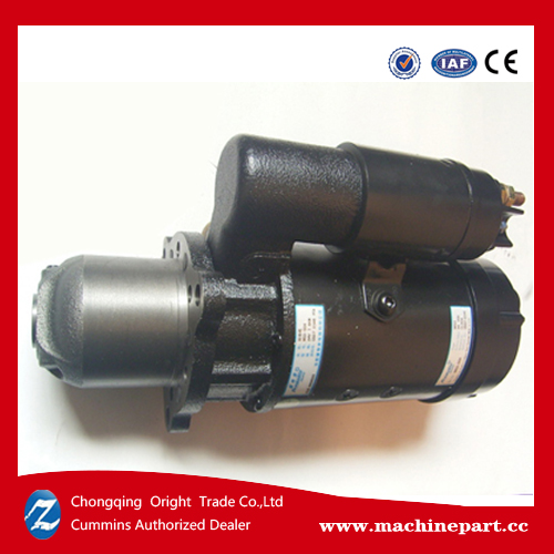Original cummins engine parts 3415537 Starter Motor