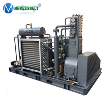 Factory Cheap Price 40 Bar 45 KW Screw Booster Piston Silent Air Compressor